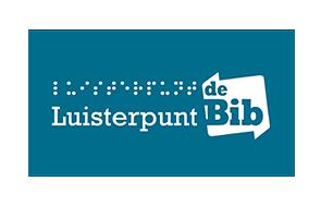 Logo Luisterpunt bib