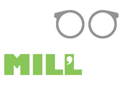 Mill'Optics Opticien voor de Wereld Opticien pour le Monde partenaire partner