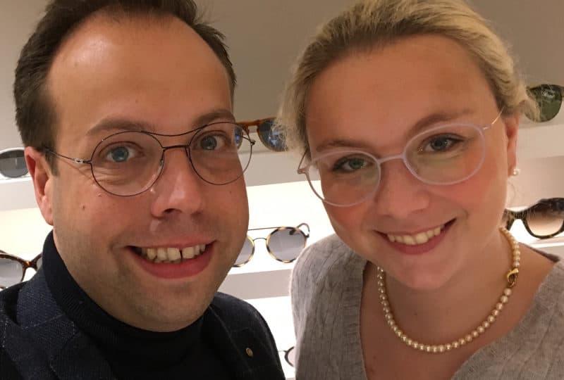 Optiek Lemmer strijdt mee tegen kinderblindheid