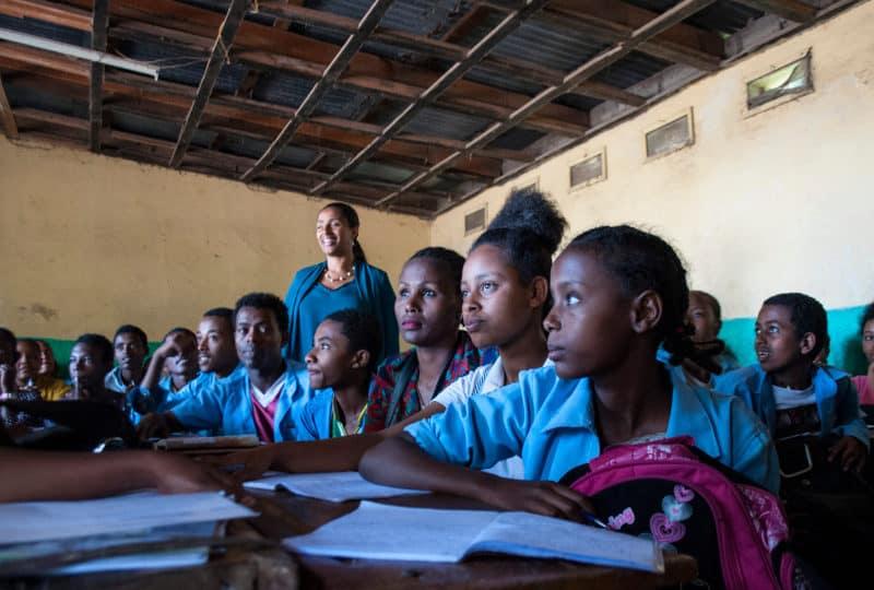 Chaque enfant a droit à l'enseignement