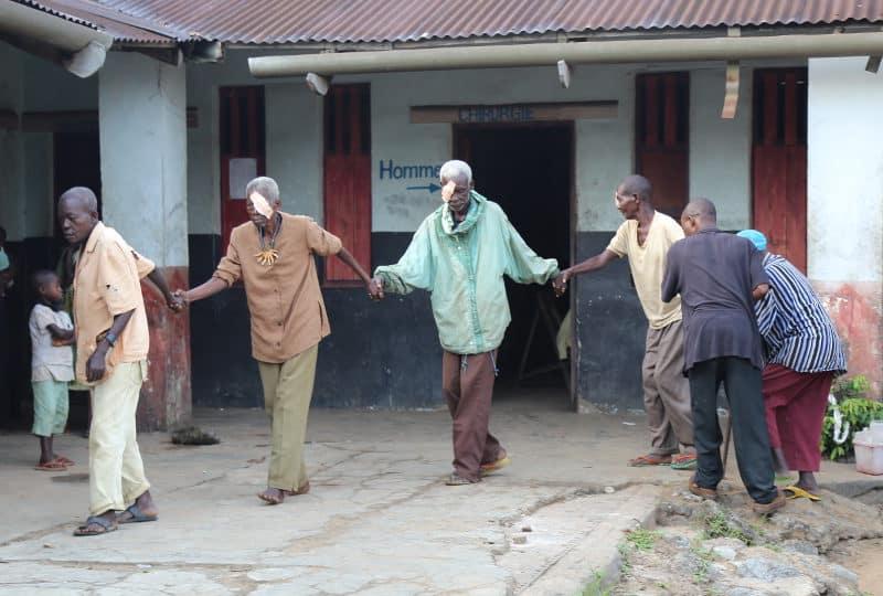 Nieuw oogziekenhuis voor Mbuji Mayi