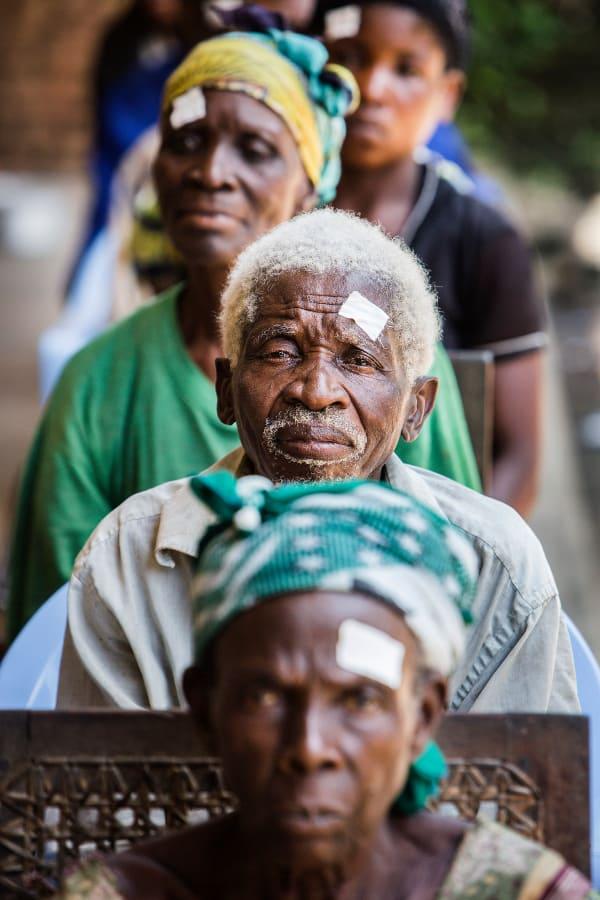 Musuwaya et d'autres patients