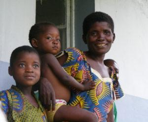 Mweme Chabu & family