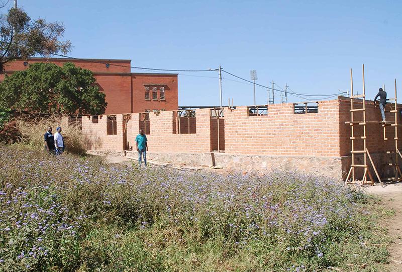 Zes studentenkamers in Lubumbashi