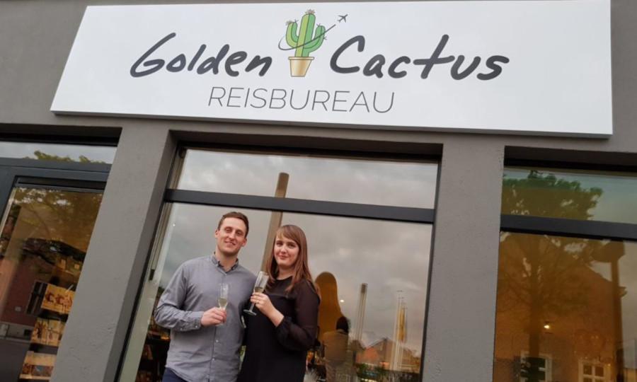 Golden Cactus Travel reisbureau partner van Licht voor de Wereld