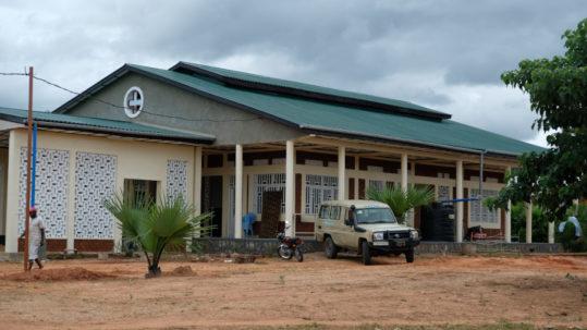 Oogziekenhuis Mbuji Mayi clinique ophtalmologique