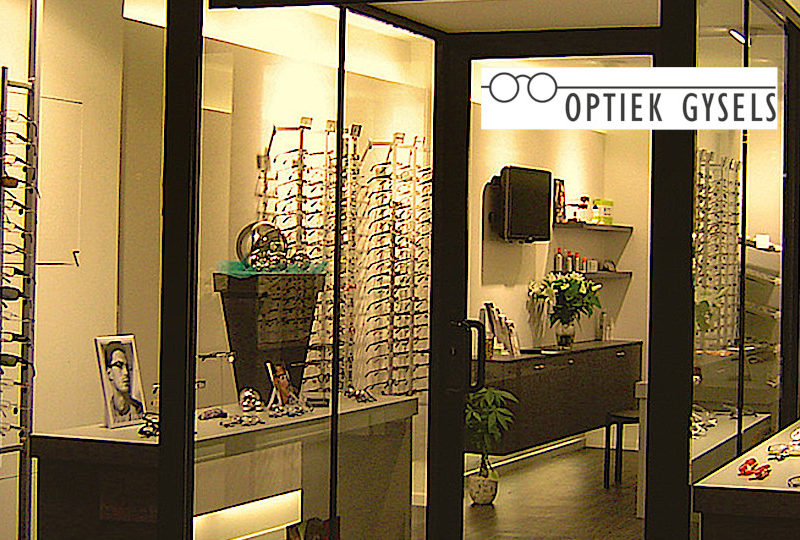 Optiek Gysels is 'Opticien voor de Wereld'