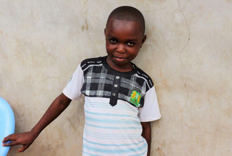 Témoignage de Paul, petit Congolais de 8 ans