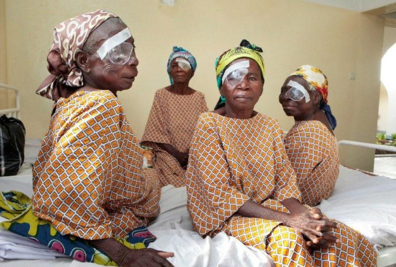Vermijdbare blindheid treft vrouwen dubbel