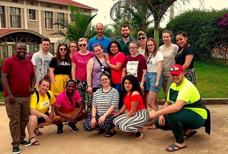 Séjour d'immersion au Rwanda