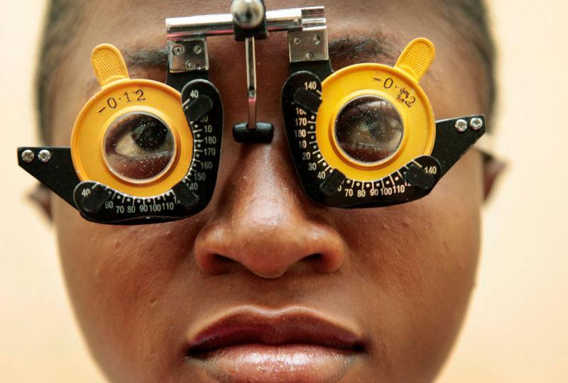 Goede oogzorg voor iedereen!