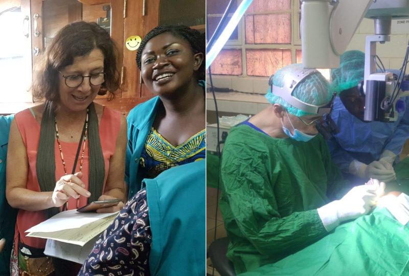 Vijf experts naar Congo