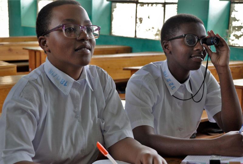 Programme d'éducation inclusive à Kabgayi