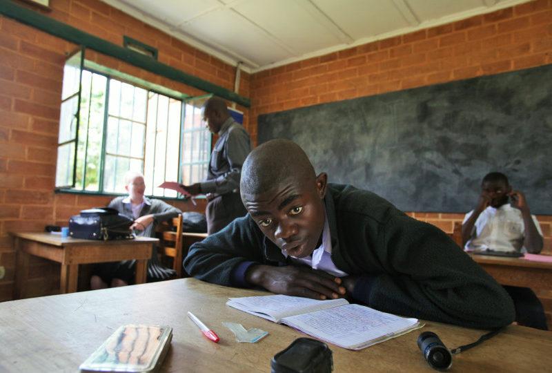 Nuru-instituut in Lubumbashi