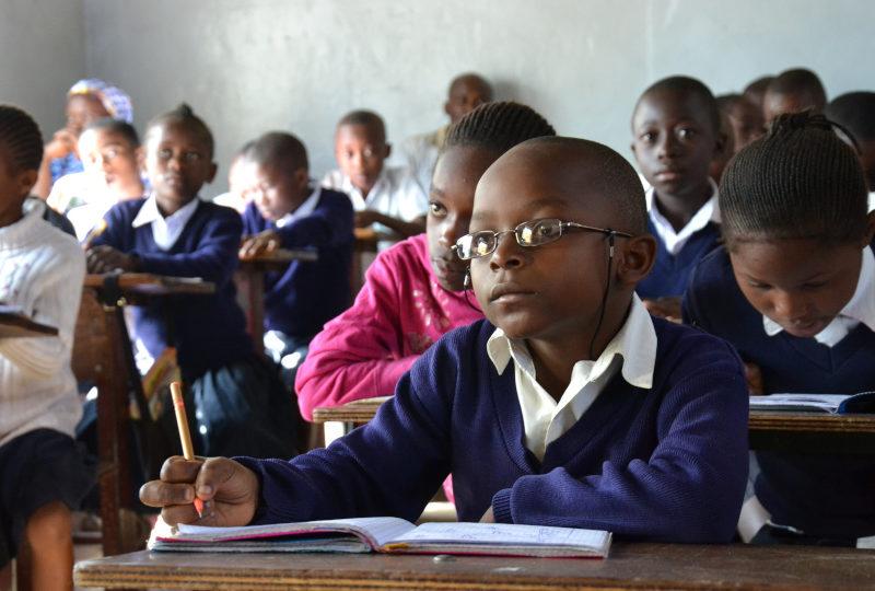 Inclusief onderwijs in Congo
