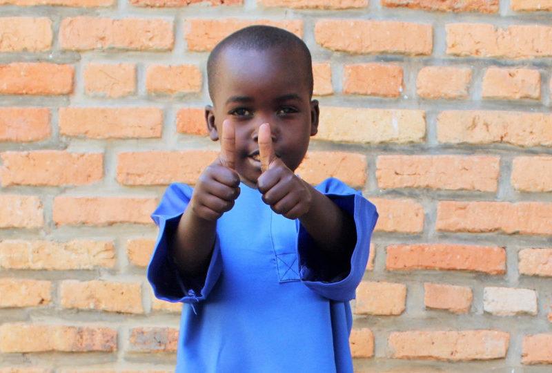 Le petit Cédric rêve de devenir policier !