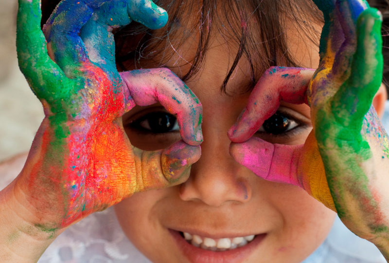 Votre œuvre d'art ouvre les yeux !