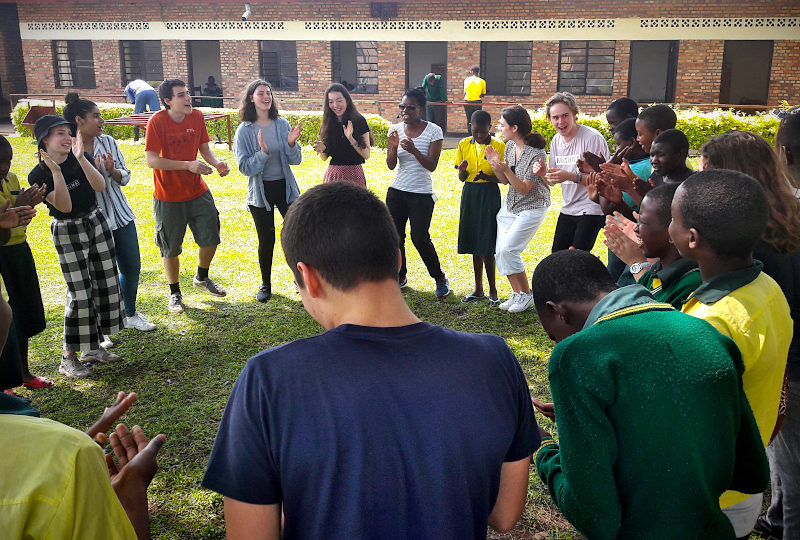 Voyage Move with Africa au Rwanda