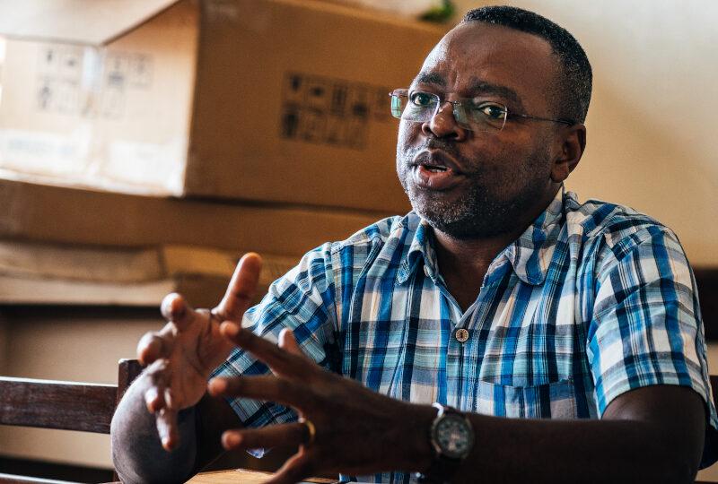 COVID-19: Dr Ngbenga témoigne de l'impact en RDC
