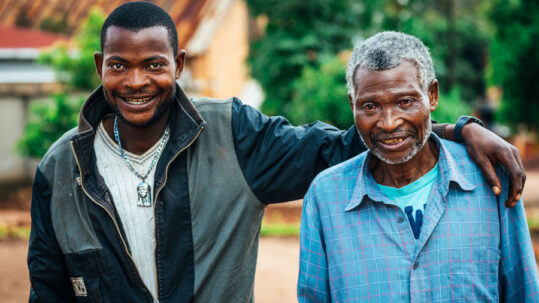 Kyembe & Kasongo