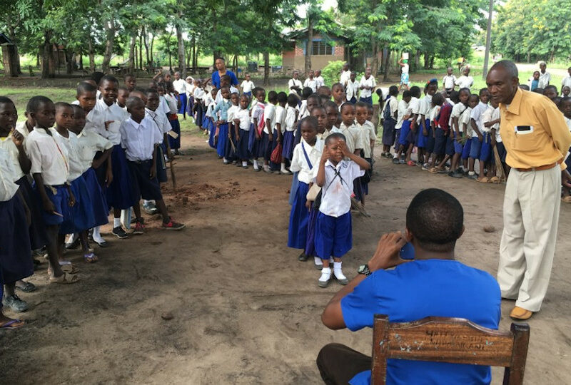 Cliniques locales en Tanzanie