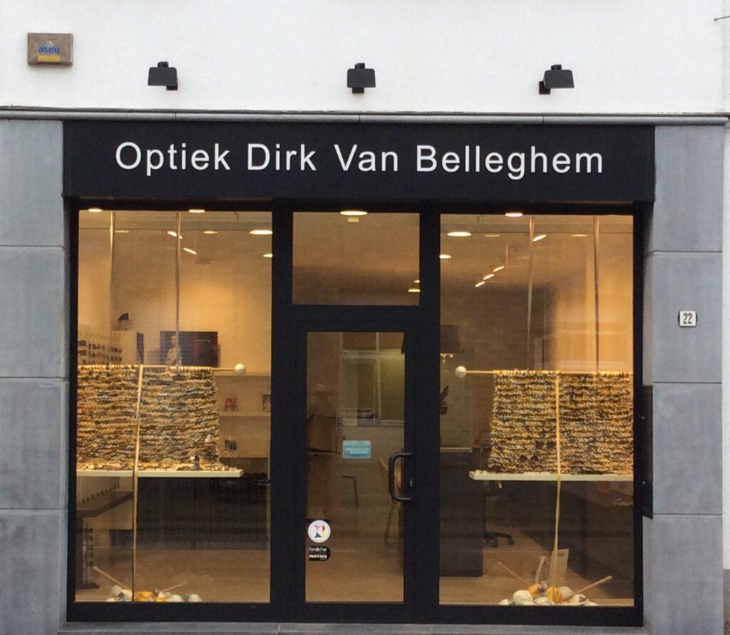Winkel Optiek Dirk Van Belleghem
