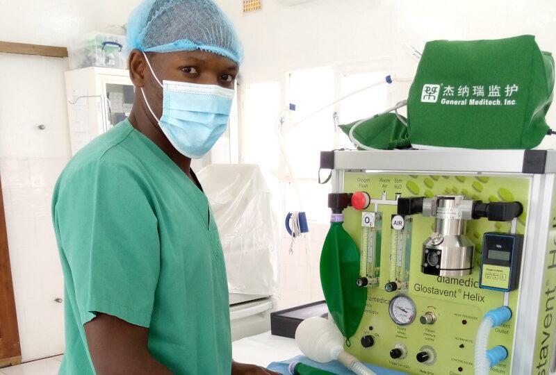 Kwaliteitsvol materiaal voor onze ziekenhuizen