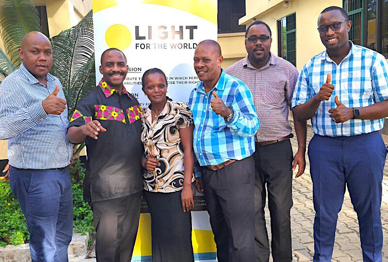 Lokale verankering in Tanzania