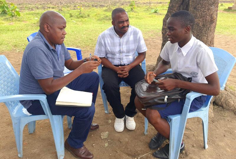 Zicht op de toekomst voor kinderen in Tanzania