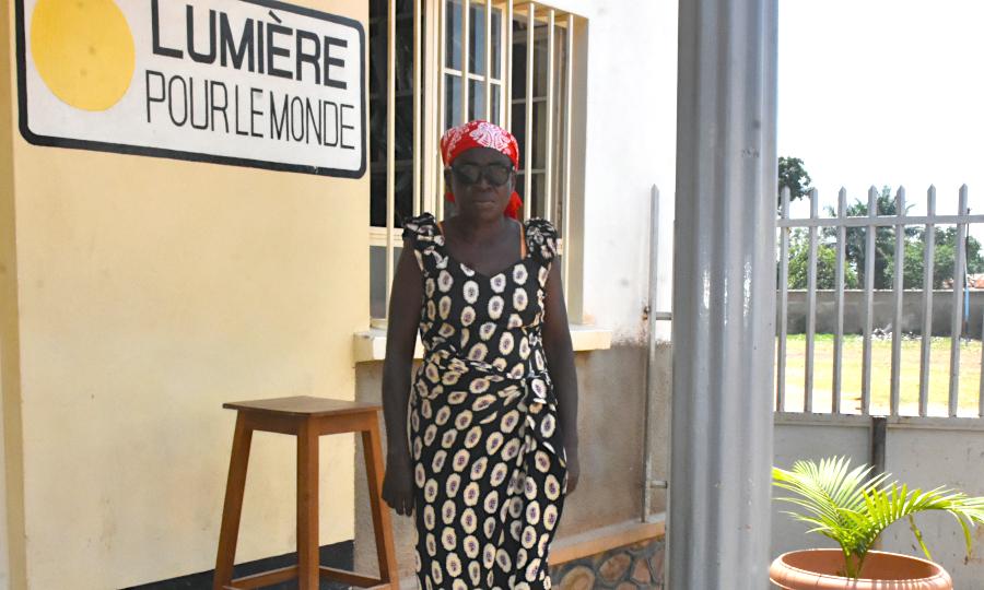 Jeanne Mbuyu